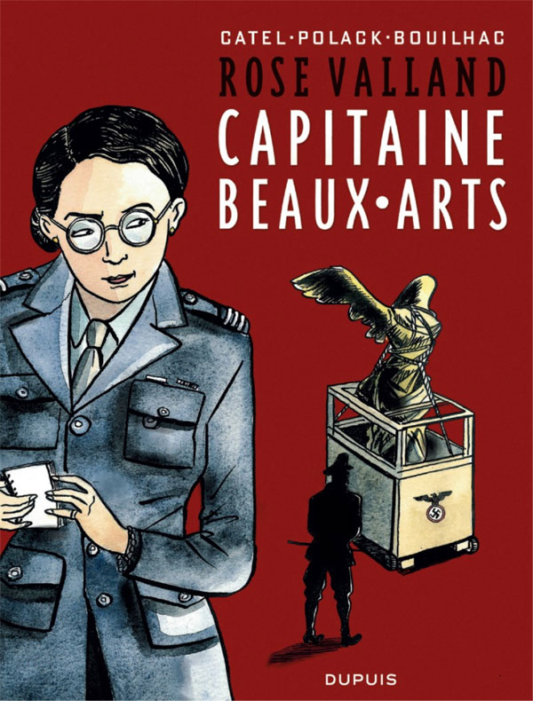 rose valland capitaine beaux arts